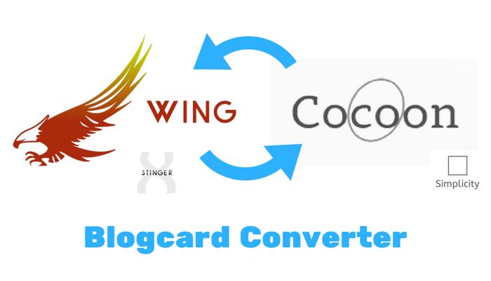 blogcard converter