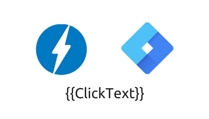 AMPとGTMでClickTextを計測する